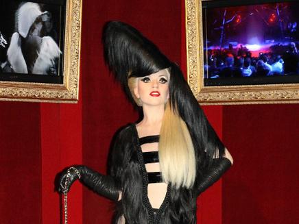 Lady Gaga : découvrez sa statue au musée Grévin