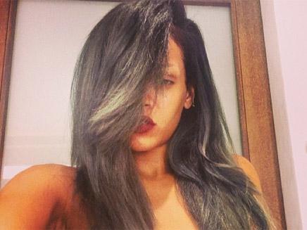 """Rihanna : """"le gris est le nouveau noir"""""""