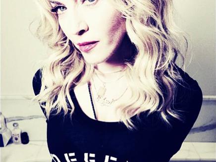 Madonna s'engage à nouveau!