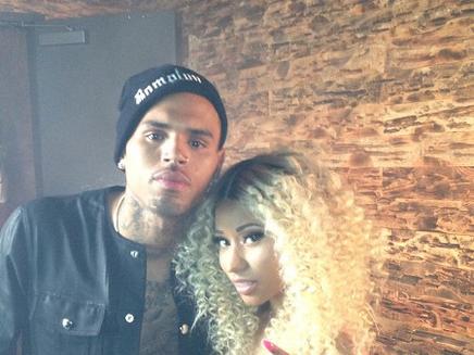 Nicki Minaj rejoint Chris Brown le temps d'un clip