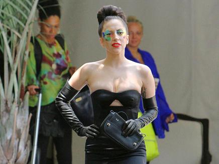 Lady Gaga: tout sur sa semaine londonienne!