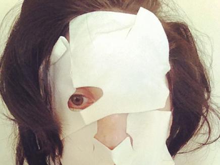 Lady Gaga : elle étonne ses fans avec un masque facial !