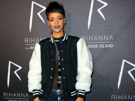 Rihanna fête le lancement de sa nouvelle collection !