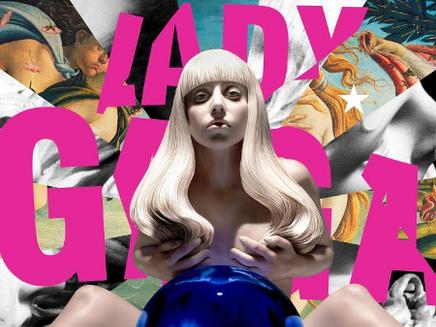 Lady Gaga: la tracklist d'«ARTPOP» dévoilée!