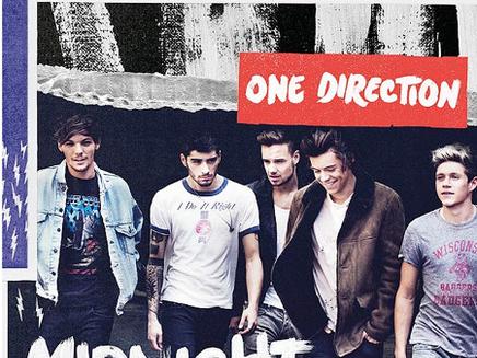 One Direction : la pochette de leur album dévoilée