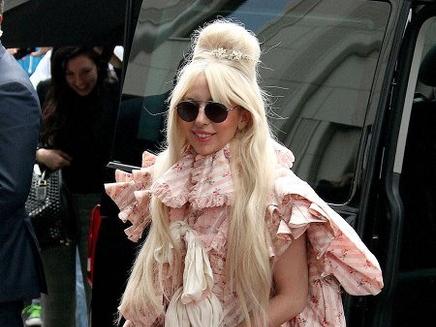 Lady Gaga : en stress pour sa grande première !