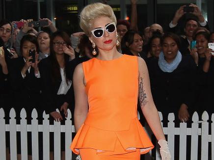 Lady Gaga: son nouveau titre est numéro un en Grande-Bretagne !