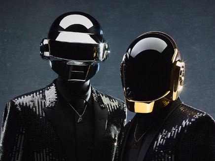 Daft Punk en interview sur NRJ !