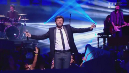 Patrick Bruel « She's gone » Live 2013