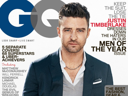 Justin Timberlake : « Ne soyez pas cool, soyez passionnés »