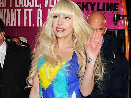 Lady Gaga : premier disque de platine pour « ARTPOP »