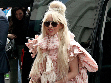 Lady Gaga: «ARTPOP» est numéro un aux Etats-Unis !