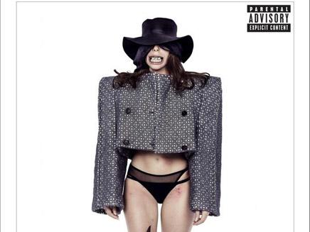 Lady Gaga : découvrez la pochette de son nouveau titre !