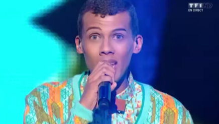 """Stromae + will.i.am """"Papaoutai"""" Live 15th edition"""