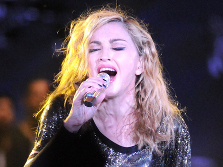 Un nouveau salon de fitness pour Madonna