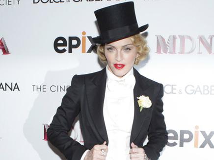 Madonna : des vacances en famille !