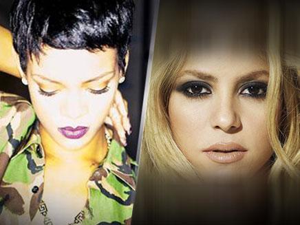 Rihanna : son duo avec Shakira disponible la semaine prochaine !