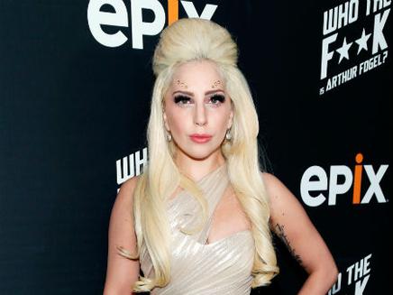 Lady Gaga en tournage !