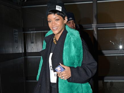 Rihanna : on ne regarde qu'elle !