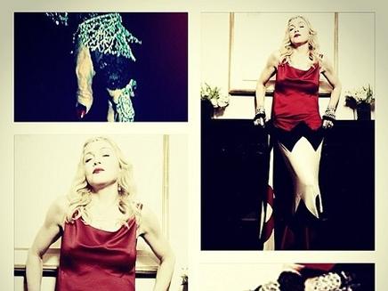 Madonna fait la fête après les Oscars !