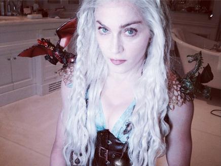 Madonna : fan de « Game of Thrones » !