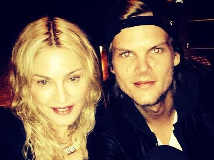 Madonna : en studio avec Avicii !