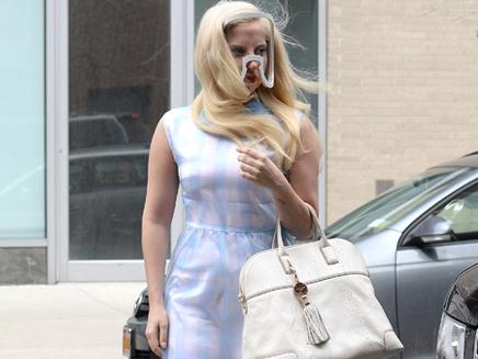 Lady Gaga remercie Lily Allen de son soutien !