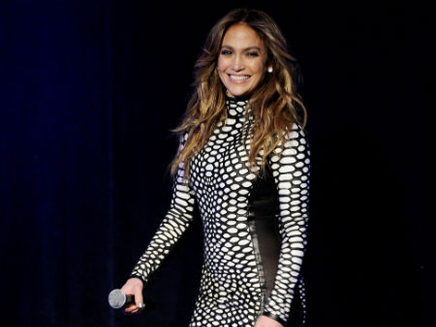 J-Lo toujours aussi sexy !