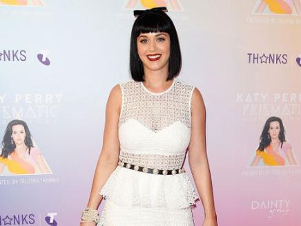 Katy Perry : les premiers extraits vidéos de ses concerts