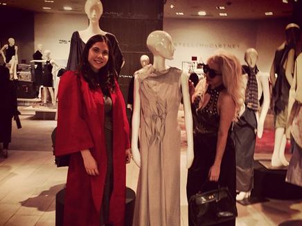 Lady Gaga fière de sa sœur !