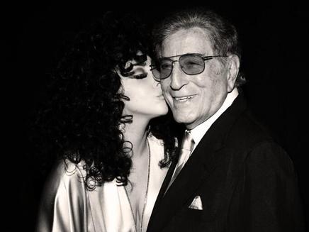 Lady Gaga : une nouvelle vidéo en studio avec Tony Bennett!