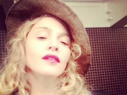 Madonna dévoile les paroles de son prochain hit !