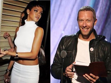 Rihanna rejoint Chris Martin en studio !