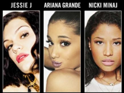 Jessie J, Ariana Grande et Nicki Minaj : découvrez un extrait de leur hit!