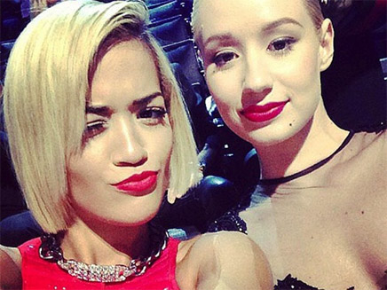 Rita Ora: Iggy Azalea fait échouer ses plans!