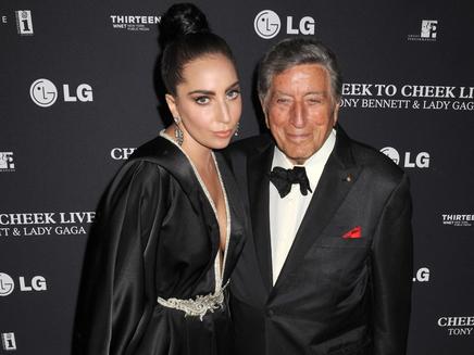 Lady Gaga : découvrez un nouveau duo avec Tony Bennett!