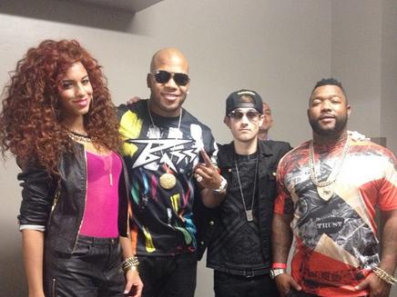 Flo Rida : soirée de folie pour son anniversaire à hollywood!