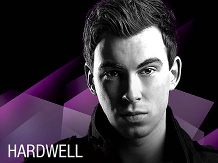 Hardwell rejoint la Team Extravadance!