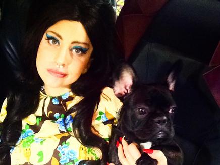 Lady Gaga continue son tour d'Europe!