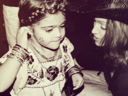 Madonna fête l'anniversaire de sa fille!