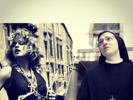 """Madonna réagit à la reprise de """"Like a Virgin"""" par Soeur Cristina!"""