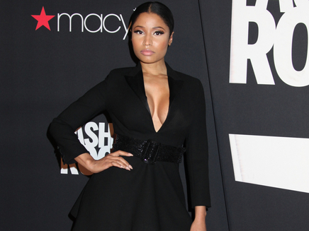 Nicki Minaj : son nouvel album mi-décembre?
