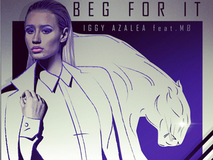 Iggy Azalea: « Beg For It » son nouveau single