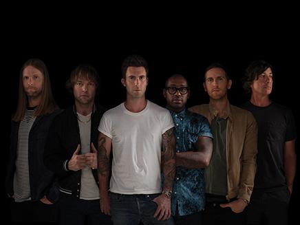 Maroon 5 au NRJ Music Tour et de retour en France très bientôt !