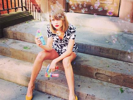 Taylor Swift : un animateur viré pour une main aux fesses!