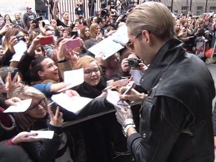 La folie Tokio Hotel chez NRJ!