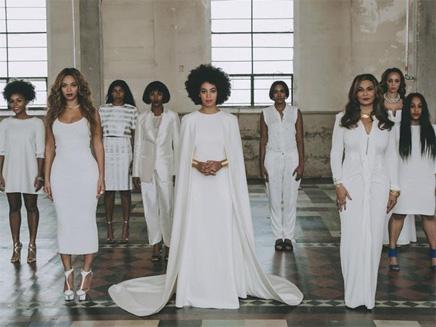 Beyoncé : avec Jay-Z au mariage de sa soeur Solange!
