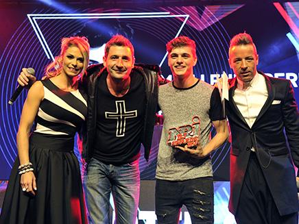 CÉRÉMONIE NRJ DJ AWARDS 2014