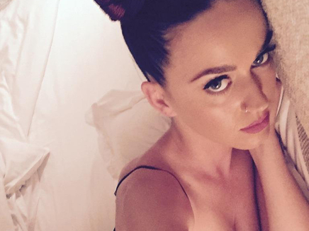 Katy Perry : d'humeur coquine!