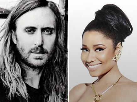 David Guetta avec Nicki Minaj sur « Hey Mama »: écoutez leur titre !
